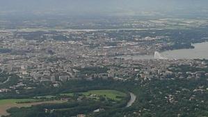 Geneva, from 3000 feet.