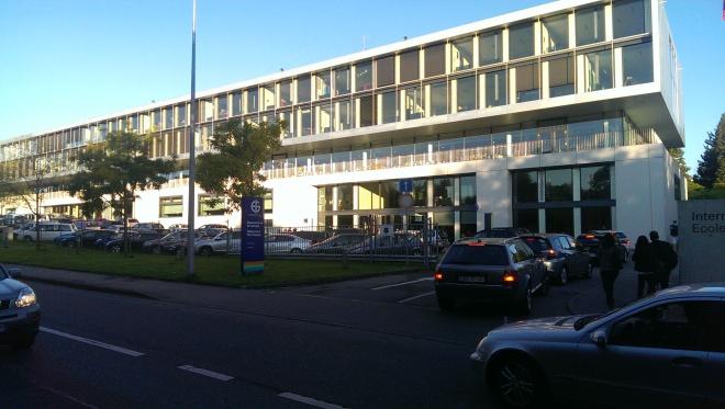 The International School of Geneva