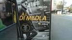 Cool!  Al Di Meola's coming to town!