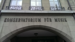 "I'm reasonably sure this means ""Conservatorium for Music"""