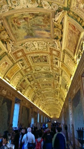 awesome ceiling fresco