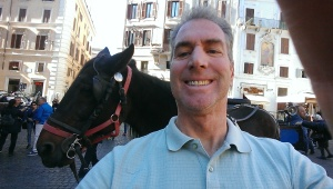 Me and a horse