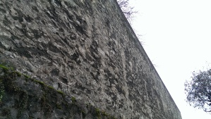Geneva city wall