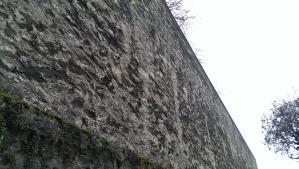 Geneva city wall