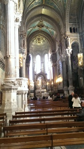Cathedral from the inside