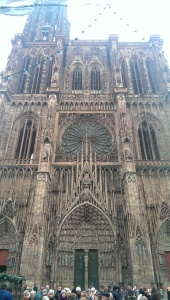 The Cathedral from the Front