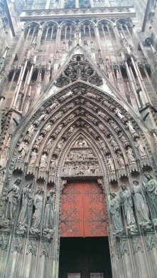 Cathedral Front door