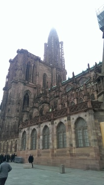 The Cathedral from the Plaza