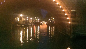 Candlelight Canal Boat Ride