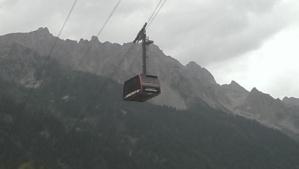 Chamonix Gondola