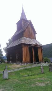 Norway wooden church