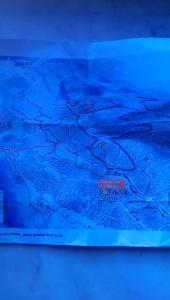 La Vattay trail map