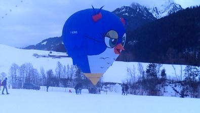 Funny balloon
